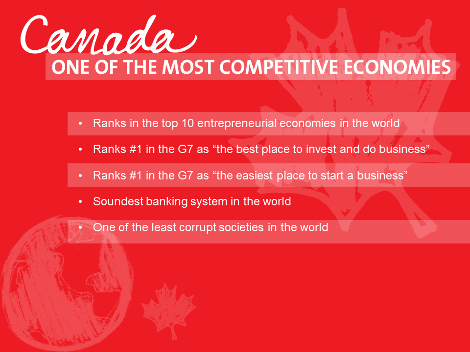 Canadian-Serbian Business Forum - Doing Business in Canada